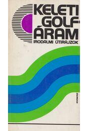 Keleti Golf-áram (dedikált) - Kiss Gy. Csaba, Varga Csaba - Régikönyvek