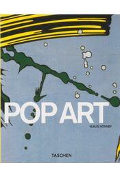 Pop Art - Klaus Honnef - Régikönyvek