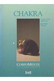 Chakra - Klausbernd Vollmar - Régikönyvek