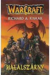 Halálszárny - Knaak, Richard A. - Régikönyvek