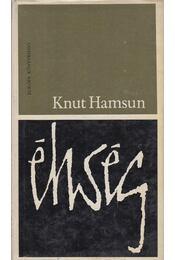 Éhség - Knut Hamsun - Régikönyvek