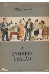 A Zsurbin család - Kocsetov, Vszevolod - Régikönyvek