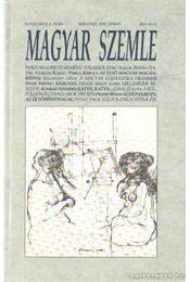 Magyar Szemle 1993. április 4. szám - Kodolányi Gyula - Régikönyvek