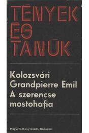 A szerencse mostohafia - Kolozsvári Grandpierre Emil - Régikönyvek