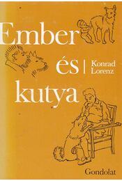 Ember és kutya - Konrad Lorenz - Régikönyvek
