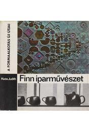 Finn iparművészet - Koós Judith - Régikönyvek