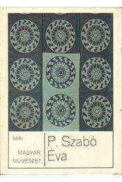 P. Szabó Éva (dedikált) - Koós Judith - Régikönyvek
