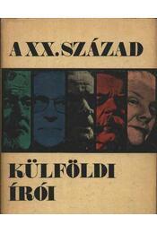A XX. század külföldi írói - Köpeczi Béla, Pók Lajos - Régikönyvek