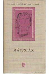 Májusfák - Kormos István - Régikönyvek