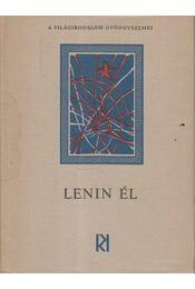 Lenin él - Kormos István (szerk.), Dévald László, Garai Gábor - Régikönyvek