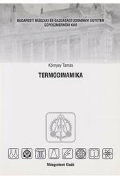 Termodinamika - Környey Tamás - Régikönyvek