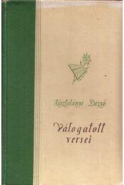 Kosztolányi Dezső válogatott versei - Kosztolányi Dezső - Régikönyvek