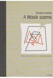 A Másik szeme - Kovács András - Régikönyvek
