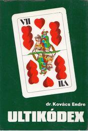 Ultikódex - Kovács Endre - Régikönyvek