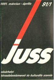 Juss 91/1 - Kovács Imre Attila - Régikönyvek