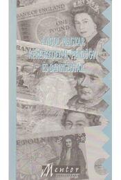 Magyar-angol kereskedelmi, pénzügyi és bankszótár - Kovács János - Régikönyvek