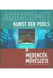 A medencék művészete / Kunst der Pools - Kovács Róbert, Fülöp Viktor - Régikönyvek