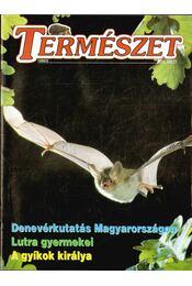 Természet 1996/3. - Kovács Zsolt (főszerk.) - Régikönyvek