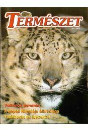 Természet 1997. IV. évf. (hiányos) - Kovács Zsolt (főszerk.) - Régikönyvek