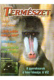 Természet 1999/3 - Kovács Zsolt (főszerk.) - Régikönyvek