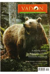 Vadon 2001/1. - Kovács Zsolt (főszerk.) - Régikönyvek