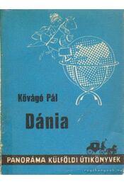 Dánia - Kővágó Pál - Régikönyvek