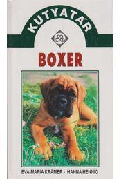 Boxer - Krámer, Eva-Maria-Hennig, Hanna - Régikönyvek
