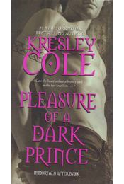 Pleasure of a Dark Prince - Kresley Cole - Régikönyvek