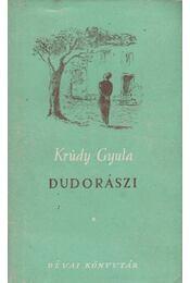 Dudorászi - Krúdy Gyula - Régikönyvek