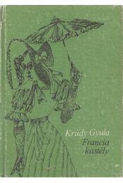 Francia kastély - Krúdy Gyula - Régikönyvek