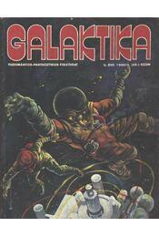 Galaktika 66. II. évf. 1986/3. - Kuczka Péter, Sziládi János - Régikönyvek