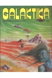 Galaktika 70. II. évf. 1986/7. - Kuczka Péter, Sziládi János - Régikönyvek