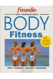 Body Fitness - Küffner, Edda - Régikönyvek