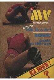 Mi Világunk 1983/1-2. szám - Kulcsár Ödön - Régikönyvek