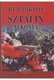 Sztálin alkonya - Kun Miklós - Régikönyvek