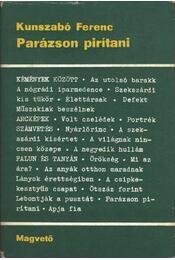 Parázson pirítani - Kunszabó Ferenc - Régikönyvek