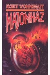 Majomház - Kurt Vonnegut - Régikönyvek