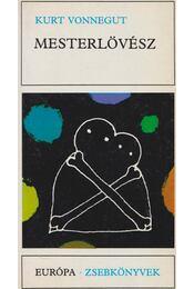 Mesterlövész - Kurt Vonnegut - Régikönyvek