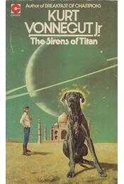 The Sirens of Titan - Kurt Vonnegut - Régikönyvek