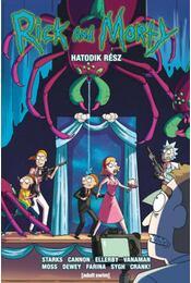 Rick and Morty - Hatodik rész - Kyle Starks - Régikönyvek