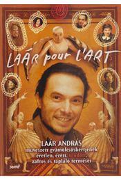 Laár pour L'Art - Laár András - Régikönyvek