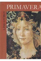 Primavera - Láng György - Régikönyvek