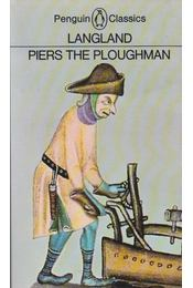 Piers the Ploughman - LANGLAND, WILLIAM - Régikönyvek