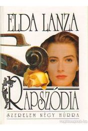 Rapszódia - Lanza, Elda - Régikönyvek