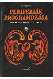 Perifériák programozása - László József - Régikönyvek