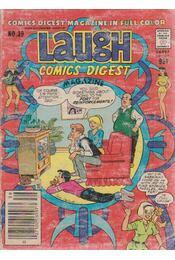 Laugh Comics Digest Magazine No. 39. - John Goldwater - Régikönyvek