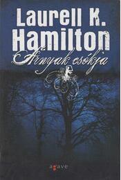 Árnyak csókja - Laurell K. Hamilton - Régikönyvek