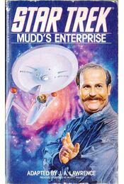 Mudd's Enterprise - LAWRENCE, J.A. - Régikönyvek