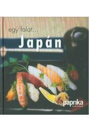 egy falat... Japán - Lawson, Jane - Régikönyvek