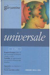 Le garzantine universale A-Fra - Régikönyvek